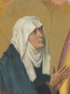P11, Vierge
